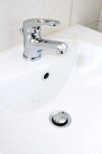 Chrome vs. stainless steel faucet