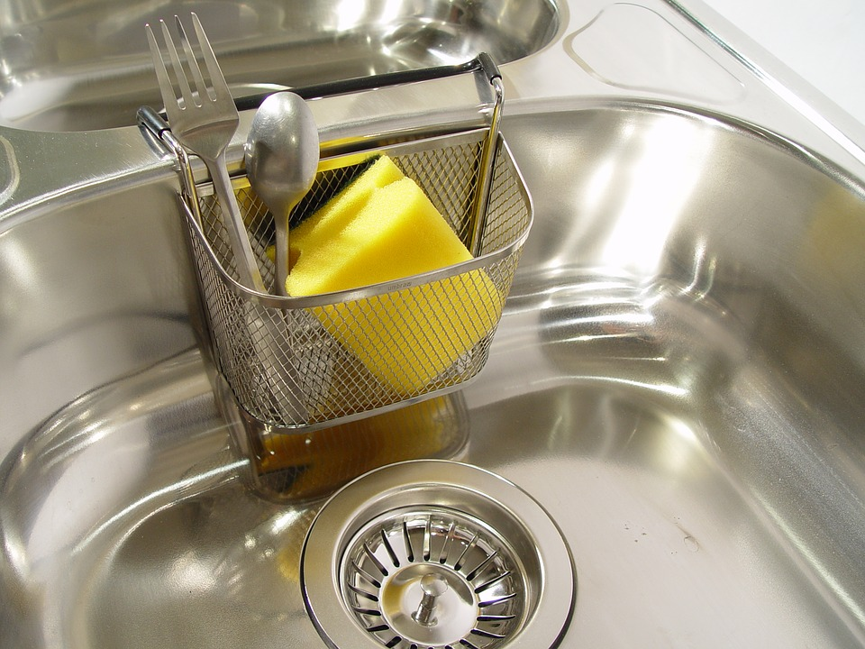 types of kitchen sinks