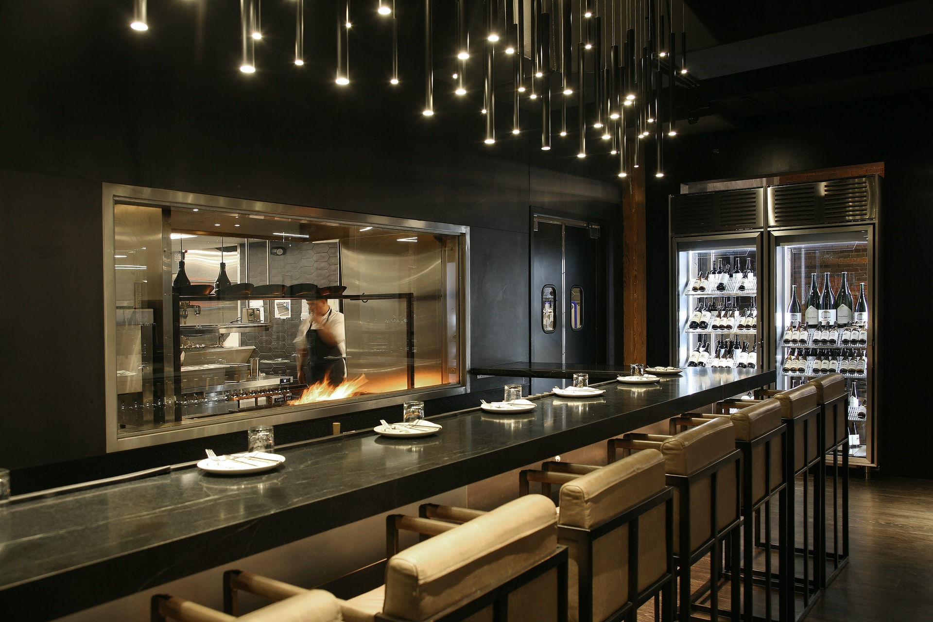 What is the Latest Trend in Kitchen Lighting
