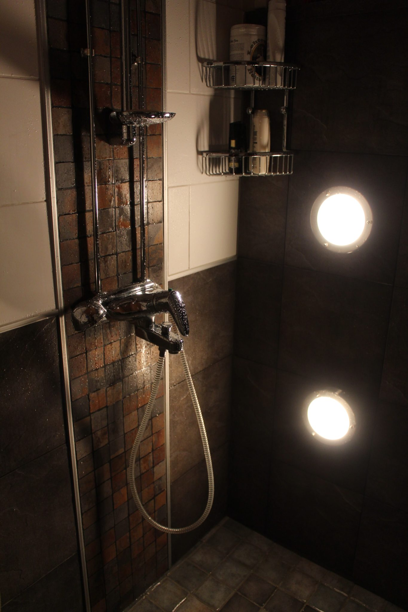 Can Floor Tile be used in Shower